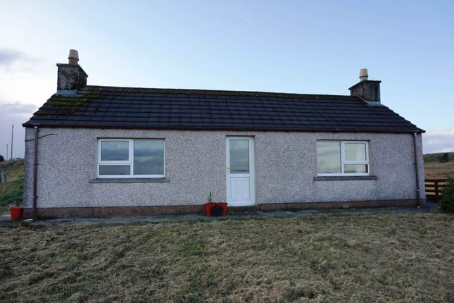 Thumbnail Detached bungalow for sale in North Lochs, Isle Of Lewis