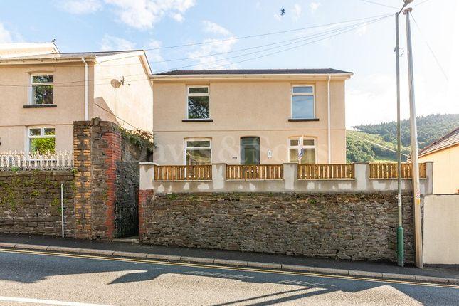Thumbnail Detached house for sale in Twyncarn Terrace, Cwmcarn, Newport.