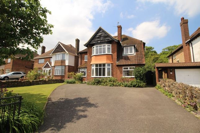 Thumbnail Detached house for sale in The Ridgeway, Chatham