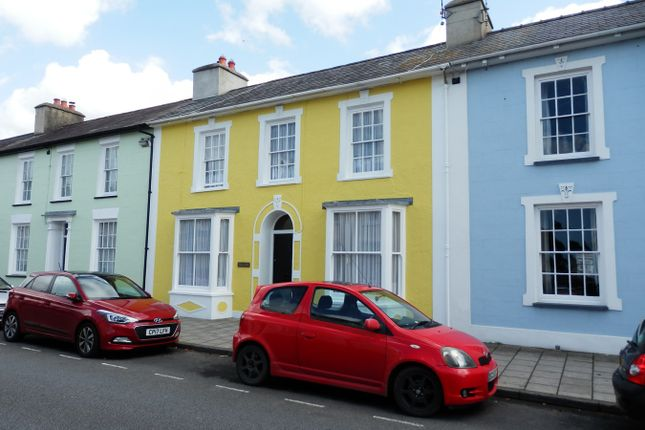 Thumbnail Terraced house for sale in 26 North Road, Aberaeron