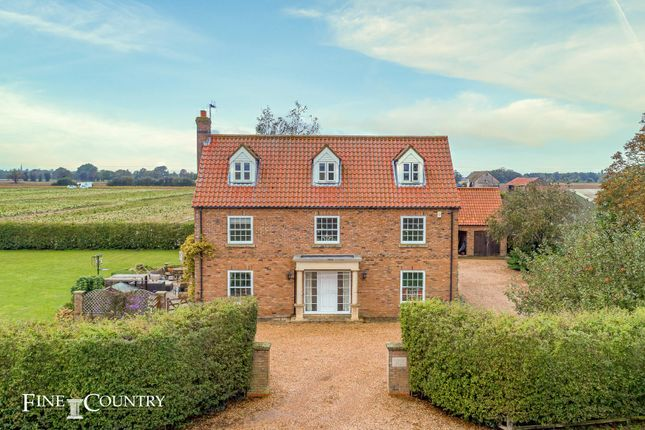 5 bed detached house for sale in Hospital Drove, Little Sutton, Long Sutton, Spalding PE12