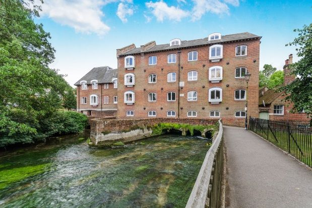 Thumbnail Flat to rent in Wharf Hill, Winchester