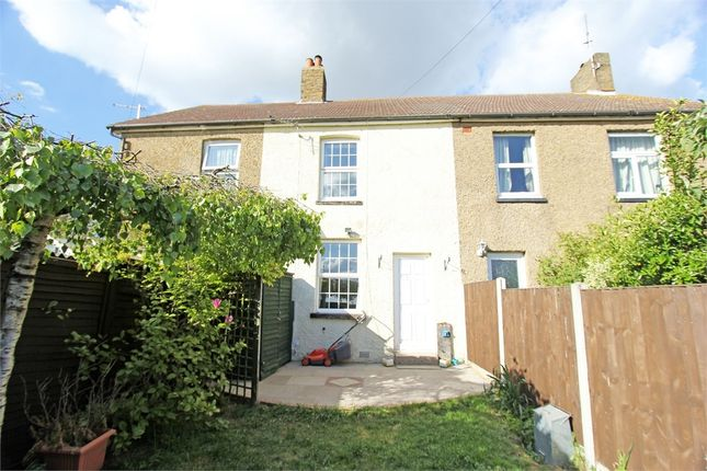 Terraced house for sale in Stickfast Lane, Bobbing, Sittingbourne, Kent