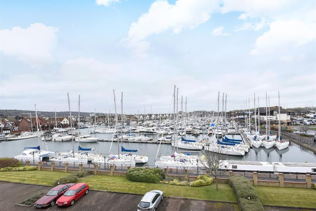 Thumbnail Flat for sale in Spinnaker House, Lock Approach, Port Solent