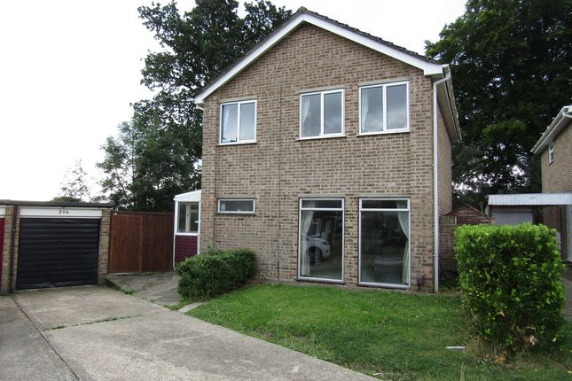 Thumbnail Detached house for sale in Cranbourne Park, Hedge End, Southampton