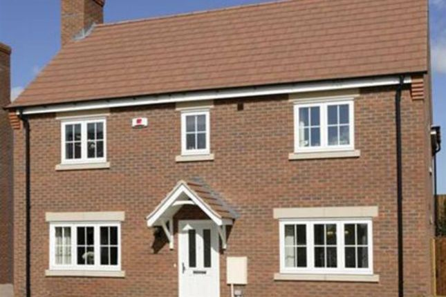 Thumbnail Detached house for sale in Off Loughborough Road, Birstall, Leicester