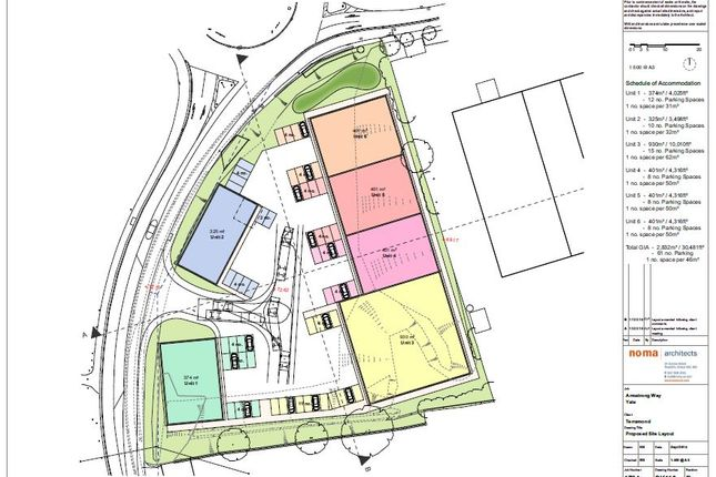 Thumbnail Land to let in Armstrong Business Park, Yate