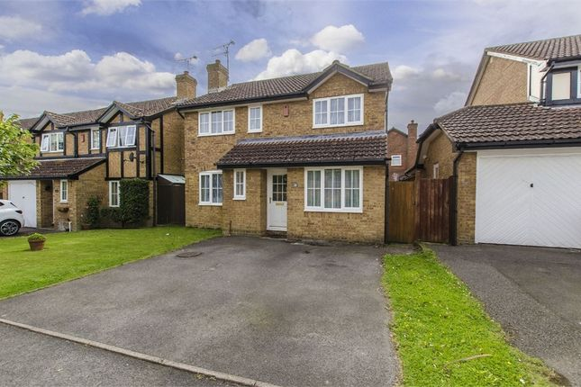 Thumbnail Detached house for sale in Templecombe Road, Bishopstoke, Eastleigh, Hampshire
