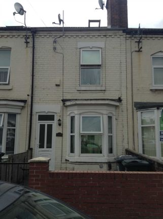 Thumbnail Terraced house for sale in Kings Road, Doncaster
