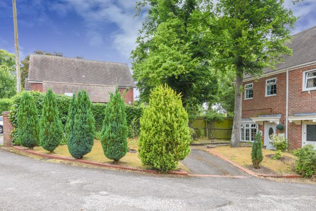 Thumbnail Semi-detached house for sale in Greengates, Henley-In-Arden