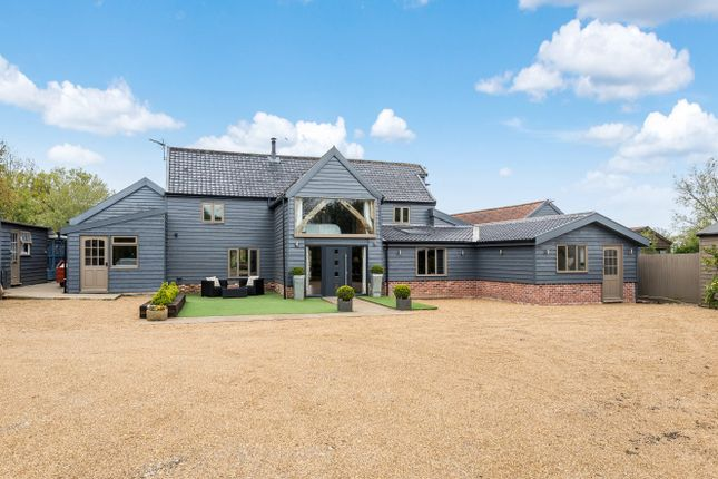 Thumbnail Barn conversion for sale in The Heywood, Diss, Norfolk