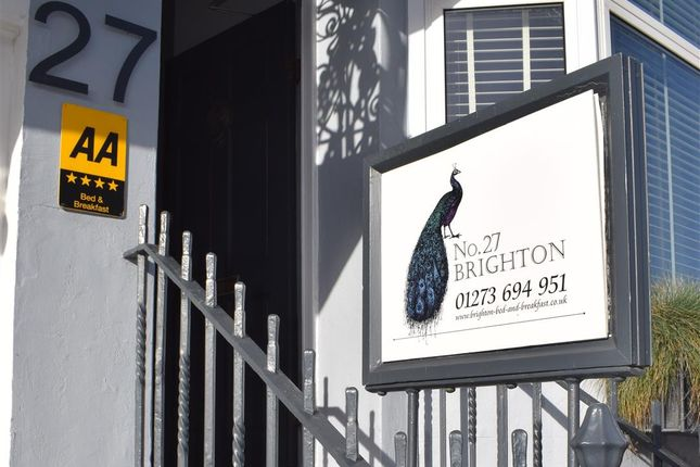Hotel/guest house for sale in Upper Rock Gardens, Brighton