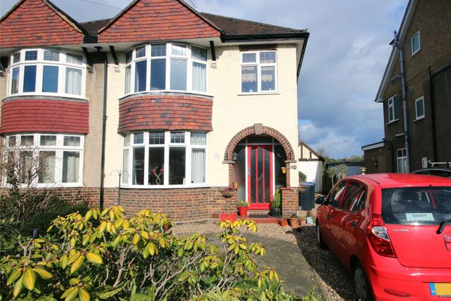 Thumbnail Semi-detached house for sale in The Grove, Addlestone