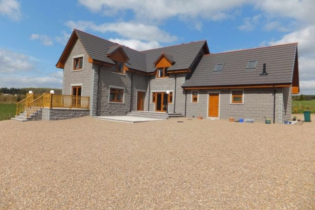 Thumbnail Detached house for sale in Catbells Archiestown, Aberlour
