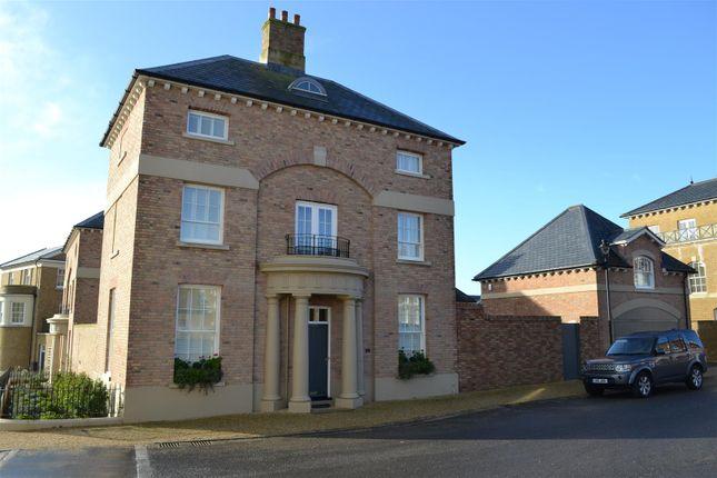 Thumbnail Detached house for sale in Wadebridge Square, Poundbury, Dorchester