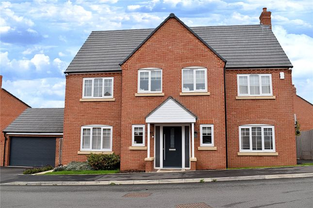 Thumbnail Detached house for sale in Groves Way, Hartlebury, Kidderminster, Worcestershire