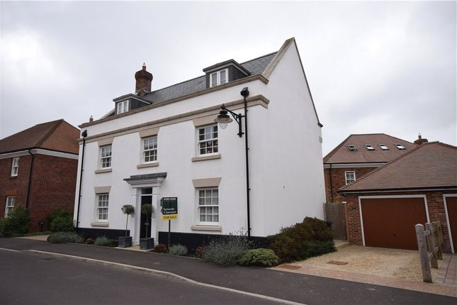 Thumbnail Detached house for sale in Hillrick Crescent, Yeovil, Somerset