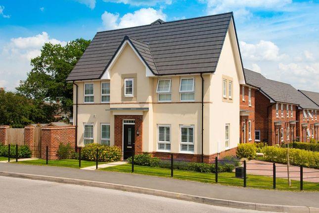 "Thumbnail Detached house for sale in ""Morpeth II"" at Kepple Lane, Garstang, Preston"