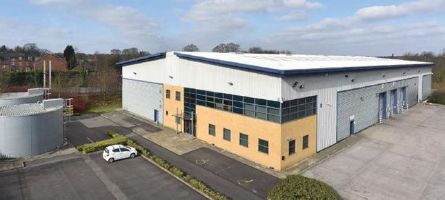 Thumbnail Light industrial to let in Unit 16 Stone Cross Business Park, Bridge Bank Close, Golborne