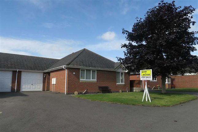 Thumbnail Detached bungalow for sale in Lid Lane, Cheadle, Stoke-On-Trent