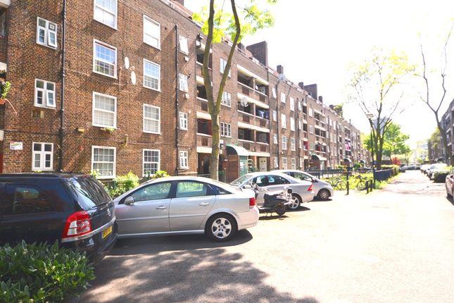 Thumbnail Flat for sale in Newark House, Loughborough Estate, Brixton