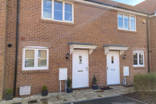 2 bed terraced house for sale in Markus Avenue, Thame, Oxfordshire OX9
