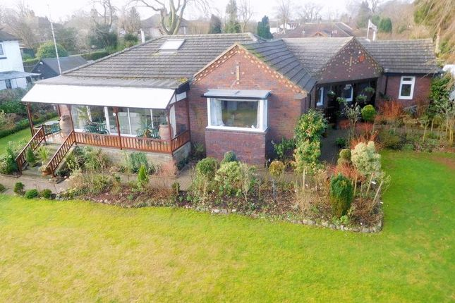 Thumbnail Detached bungalow for sale in Tittensor Road, Barlaston, Stoke-On-Trent