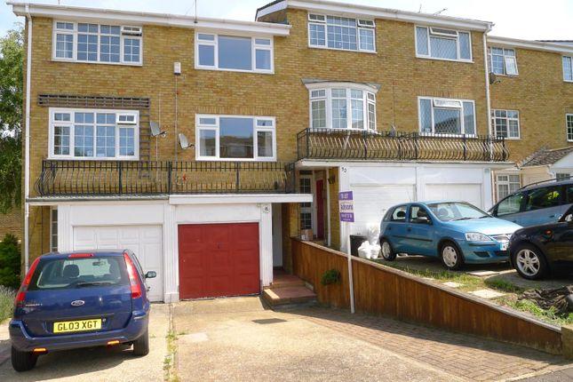 Thumbnail Terraced house to rent in Wheatcroft Grove, Rainham, Gillingham