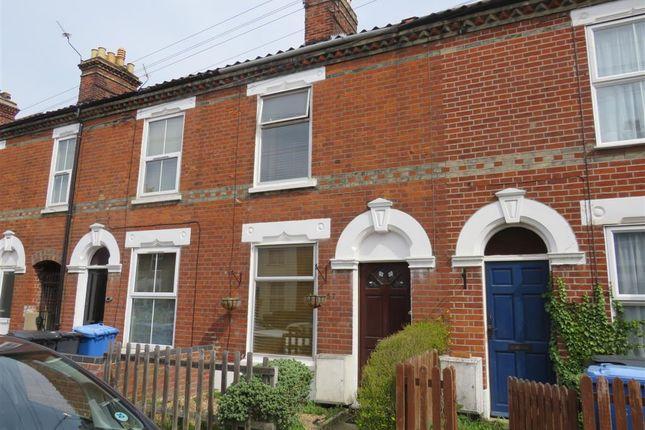 Thumbnail Terraced house for sale in Portland Street, Norwich