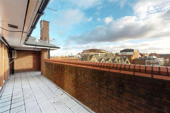 Balcony of Lisson Grove, London NW1