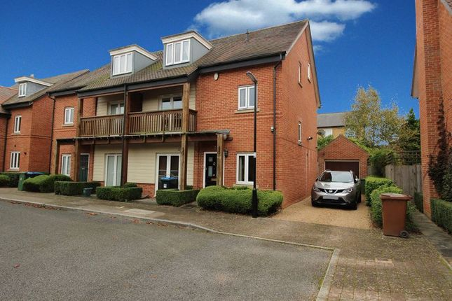 Thumbnail Semi-detached house for sale in Adair Gardens, The Village, Caterham On The Hill