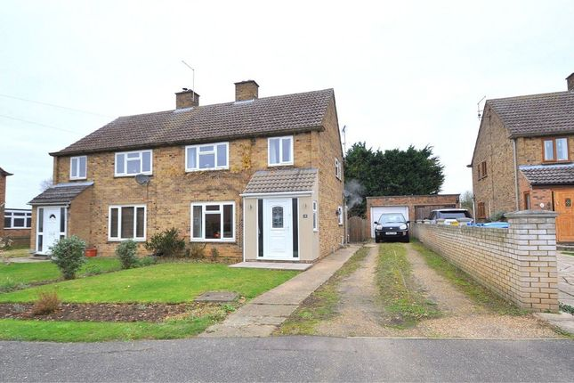 3 bed semi-detached house to rent in Kisby Avenue, Godmanchester, Huntingdon
