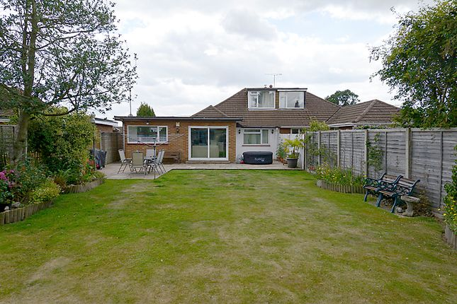Thumbnail Bungalow for sale in Heath End Road, Flackwell Heath, High Wycombe