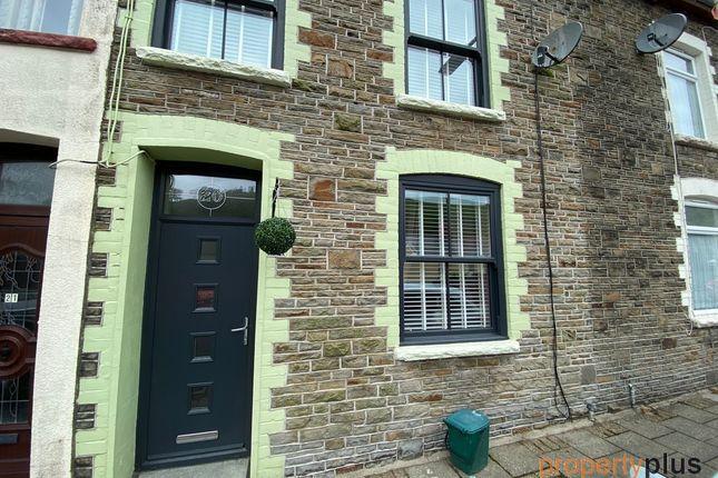Thumbnail Terraced house for sale in Brown Street Ferndale -, Ferndale