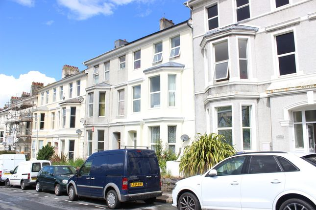 Thumbnail Terraced house for sale in Ermington Terrace, Mutley, Plymouth