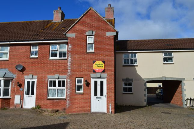 Thumbnail Terraced house for sale in Jubilee Way, St. Georges, Weston-Super-Mare