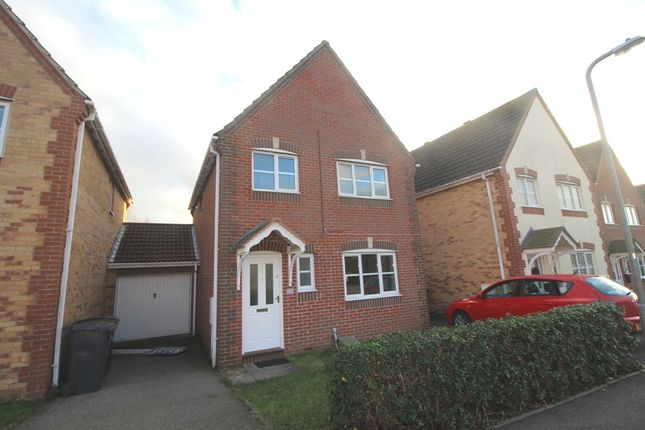 Thumbnail Link-detached house to rent in Eden Close, Stone Cross, Pevensey