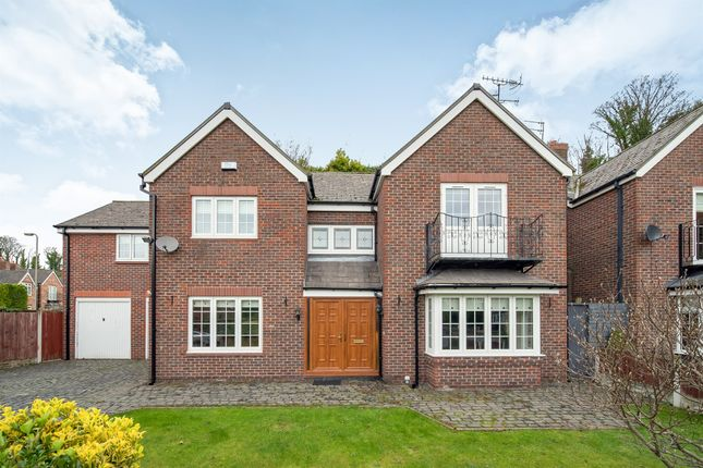 Thumbnail Detached house for sale in The Old Quarry, Woolton, Liverpool