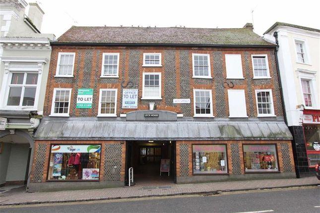 Thumbnail Flat for sale in Lake Street, Leighton Buzzard