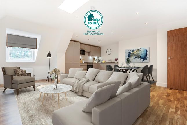 2 bed flat for sale in Croham Valley Road, Selsdon, South Croydon CR2