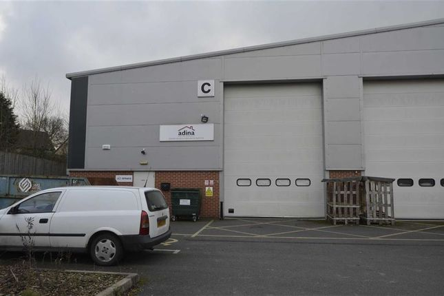 Thumbnail Warehouse to let in Heage Road Industrial Estate, Ripley, Derbyshire