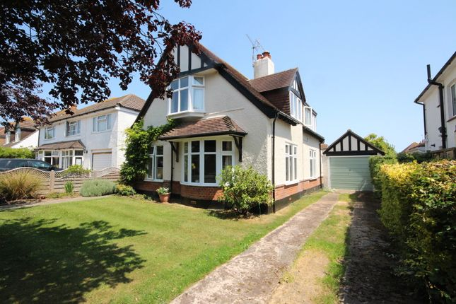 Thumbnail Detached house for sale in Brooklyn Avenue, Goring-By-Sea, Worthing