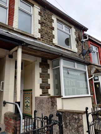 4 bed terraced house to rent in North Road, Ferndale CF43