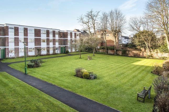 Communal Gardens of Ravenhurst Road, Birmingham, West Midlands B17