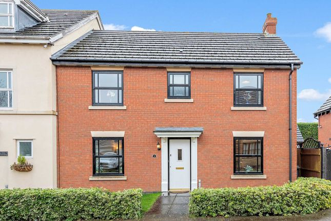 End terrace house for sale in The Granary, Arlesey