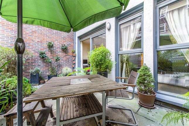 Garden of 105 Marsham Street, Westminster, London SW1P