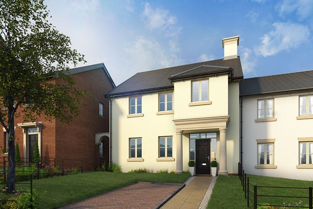 "Thumbnail Detached house for sale in ""The Walcot"" at Romsey Road, Winchester"
