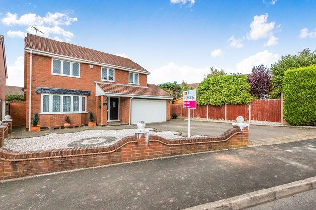 Thumbnail Detached house for sale in Stuarts Green, Pedmore, Stourbridge