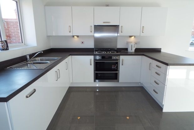 Thumbnail Detached house to rent in Barnaby Road, Butterfield Gardens