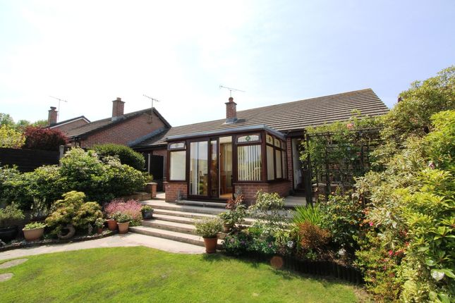 Thumbnail Detached bungalow for sale in Carlyon Close, Torpoint